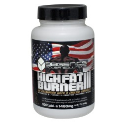BB Genics High FatBurner III im Test